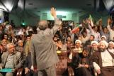 دیدار و گفتگو با مردم کرمان